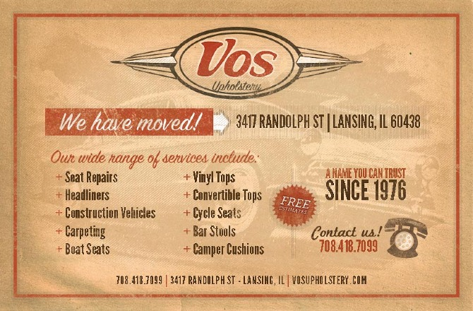 Vos Upholstery